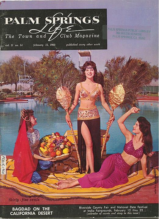 Palm Springs Life magazine - February 15 1960