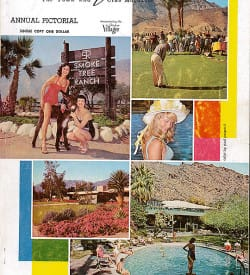 Palm Springs Life magazine - September 1959