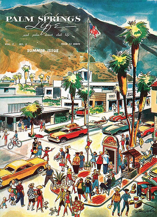 Palm Springs Life magazine - June-July 1959
