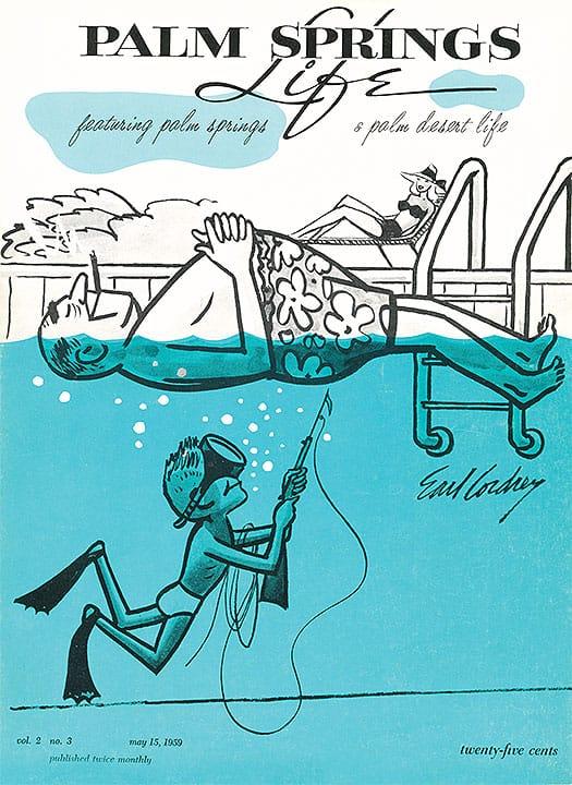 Palm Springs Life magazine - May 15 1959