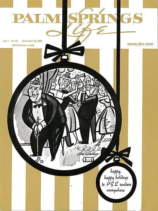 Palm Springs Life magazine - December 29, 1958