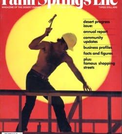 Palm Springs Life magazine - October 1979