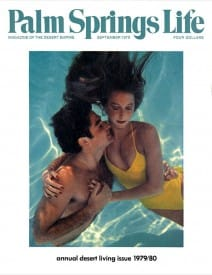 Palm Springs Life magazine - September 1979