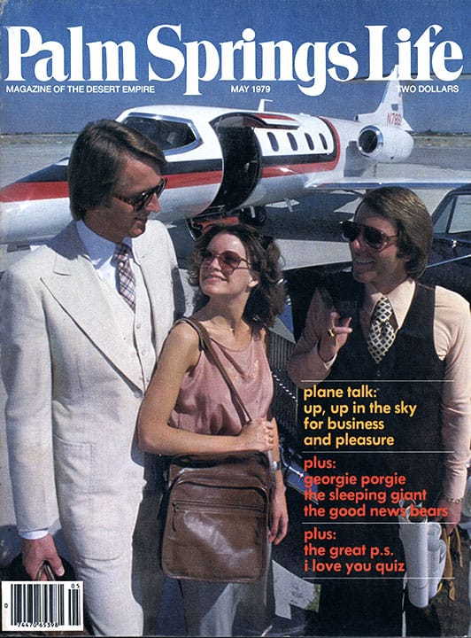 Palm Springs Life magazine - May 1979