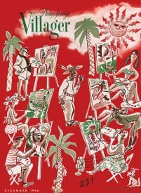 Palm Springs Villager magazine - December 1948