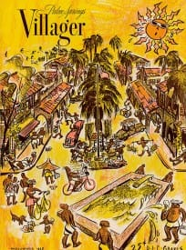 Palm Springs Villager magazine - July-August 1948