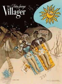 Palm Springs Villager magazine - April 1948