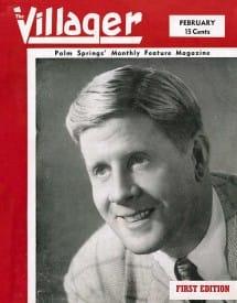 Palm Springs Villager magazine - February 1946
