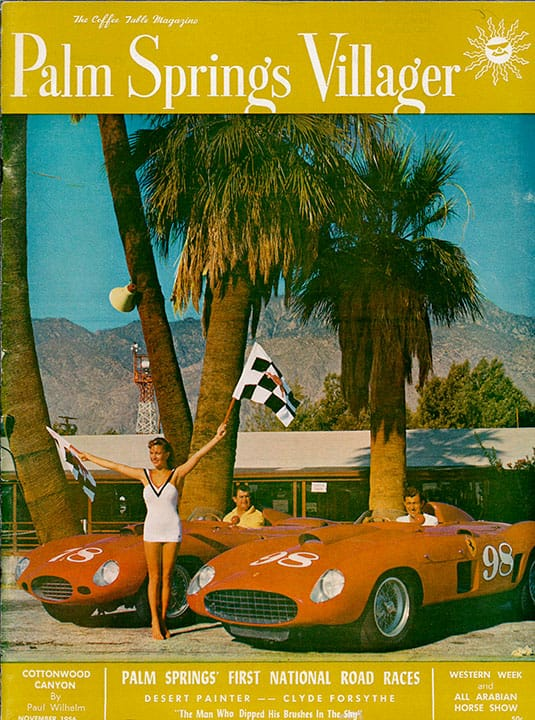 Palm Springs Villager - November 1956