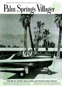 Palm Springs Villager magazine - September 1953