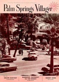 Palm Springs Villager magazine - June 1953
