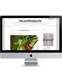 Palm Springs Life On-line Media Kit