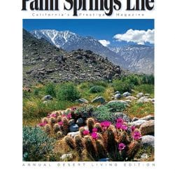 Palm Springs Life Magazine September 2009
