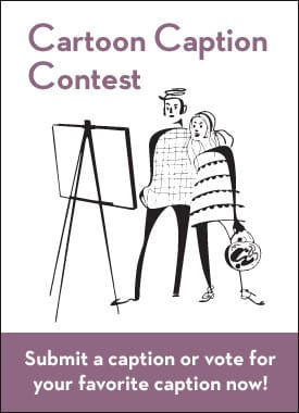 Rovinsky Cartoon Contest