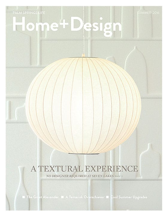 Palm Springs Life's Home+Design