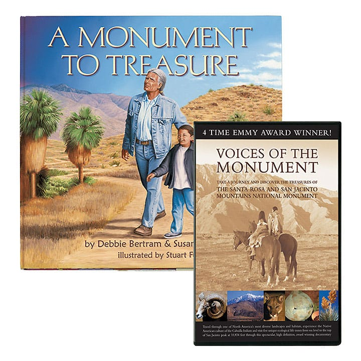 A Monument to Treasure Book-DVD Combo