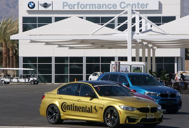 Bmw Performance Center >> Bmw Performance Center West Hosts Novice Drivers