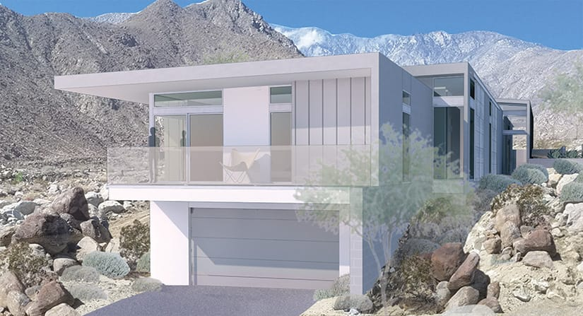 Lance O'Donnell - Chino Canyon Project Rendering #2