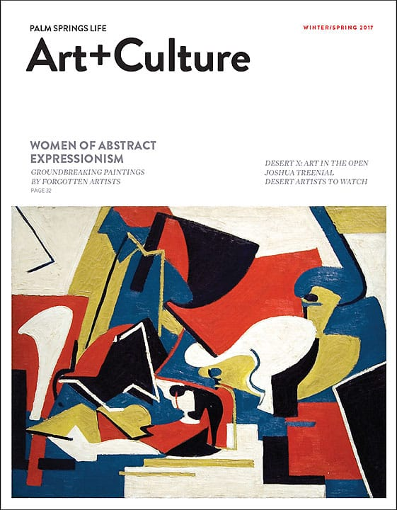 Art + Culture Winter Spring 2017