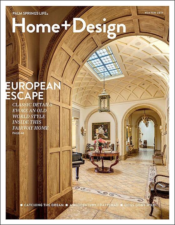 Palm Springs Life'S Home & Design Magazine