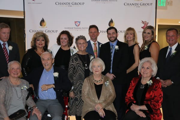 "Angel Light Academy Honors 12 Community ""Angels on Earth,"" Jan. 28, 2017"