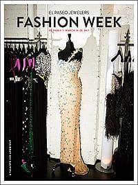 Fashion Week El Paseo program