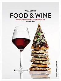 Palm Desert Food & Wine program