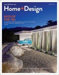 Palm Springs Life Home + Design April 2017
