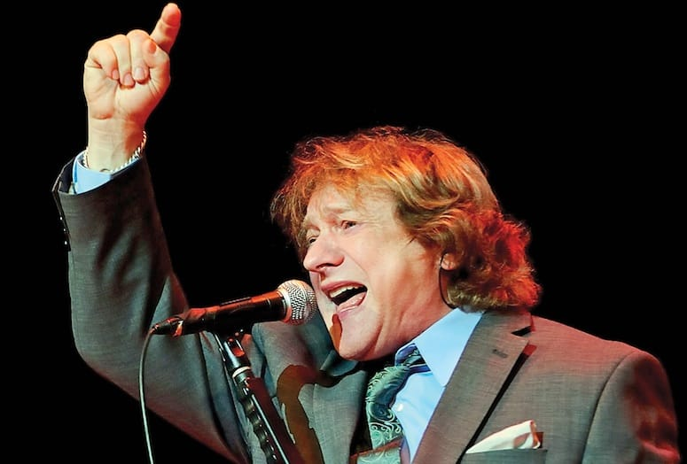 Lou Gramm The Voice Of Foreigner Tour