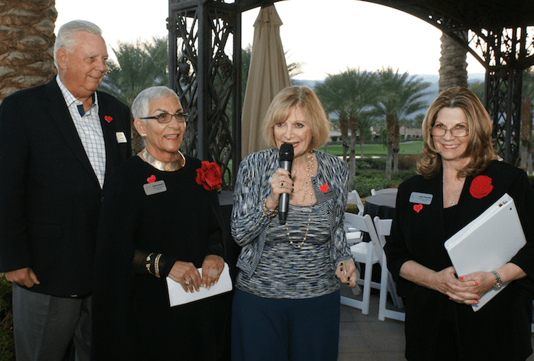 The Big Hearts for Little Hearts Desert Guild