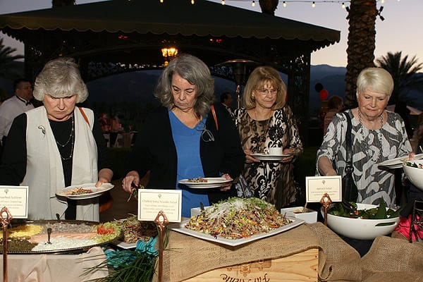 An Evening of Girlfriends, Glamour & Giving for LLUCH
