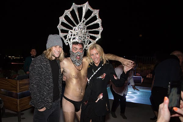 Desert X Preview Party in Palm Springs