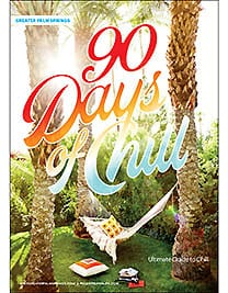 90 Days of Chill 2017