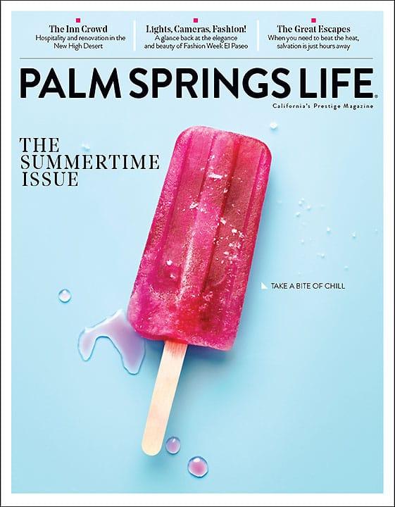 Palm Springs Life June 2017