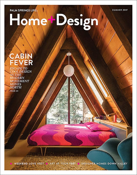 Home&Design cover Summer 2017