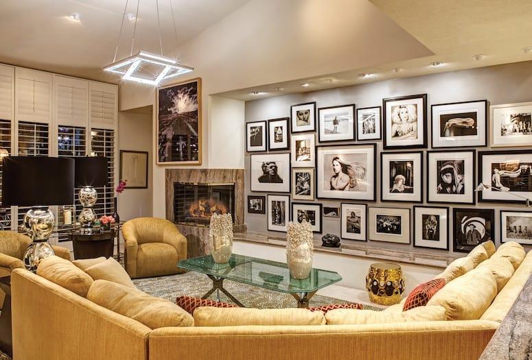 Michael Childers' home