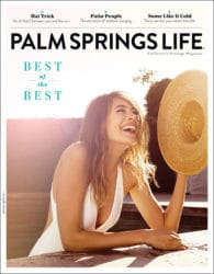 Palm Springs Life August 2017