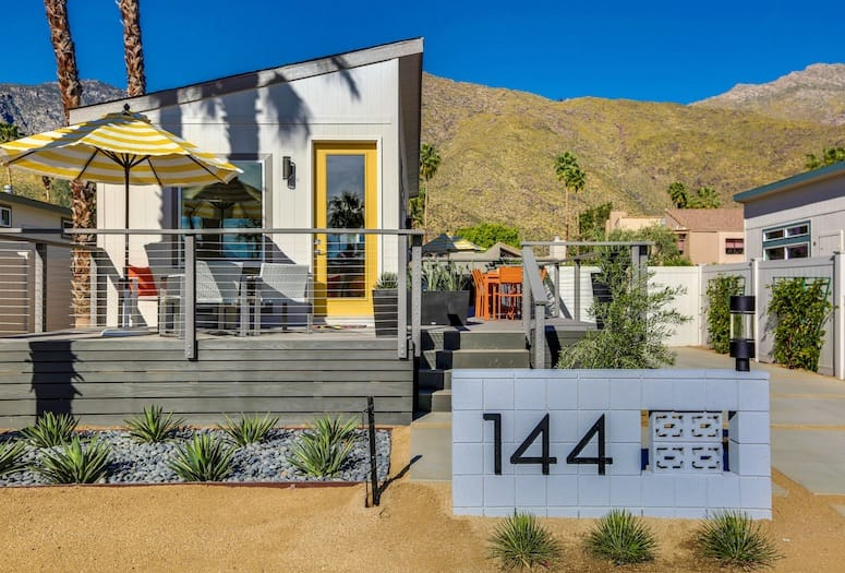 Micro Homes Come To South Palm Springs