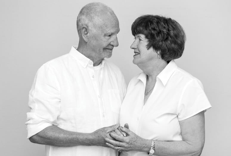 Barbara and Robert Barrett