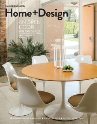 Home+Design November 2017 cover