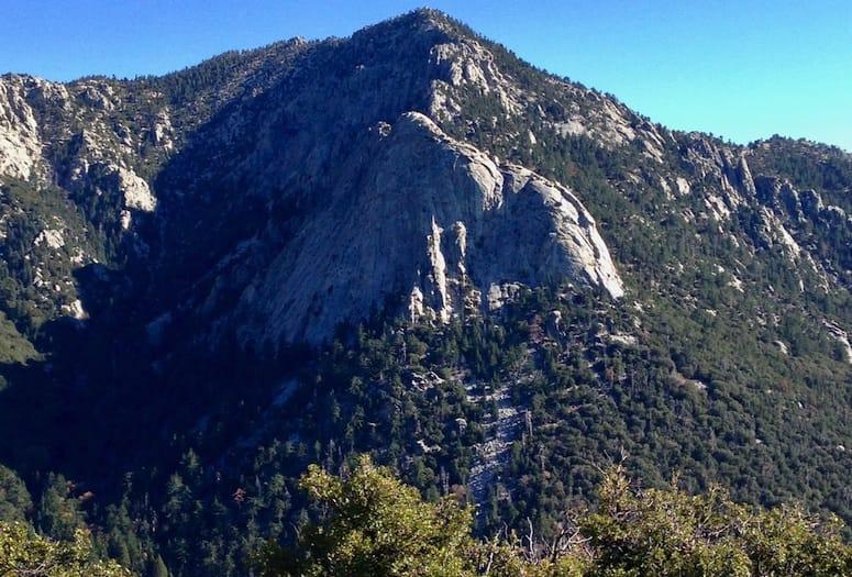 hiking idyllwild