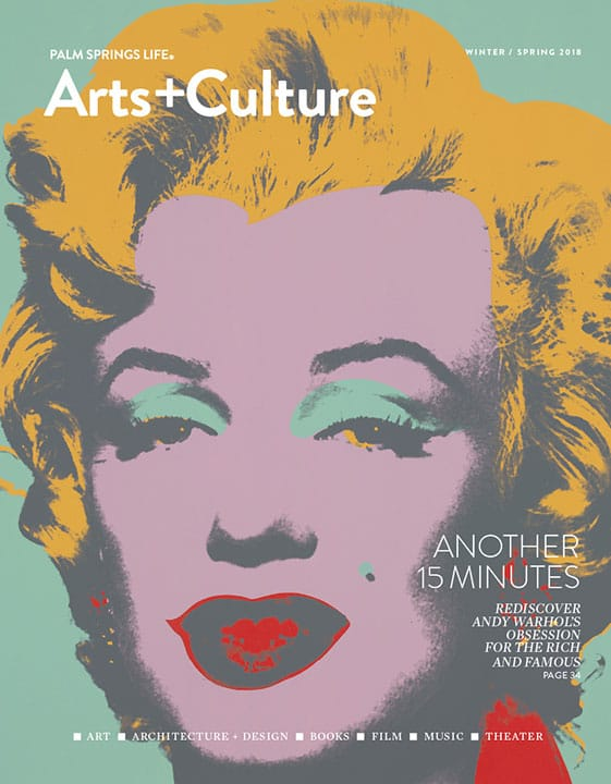 Art + Culture Winter 2017-18