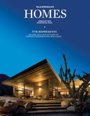 Palm Springs Life Homes February 2018
