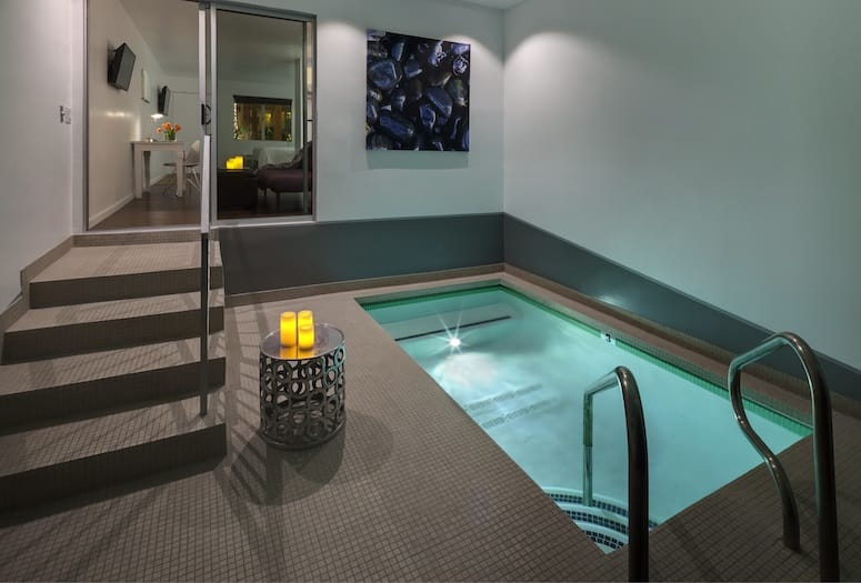 Palm Springs - spas | It's in the Water | Healing Waters Spa Tour