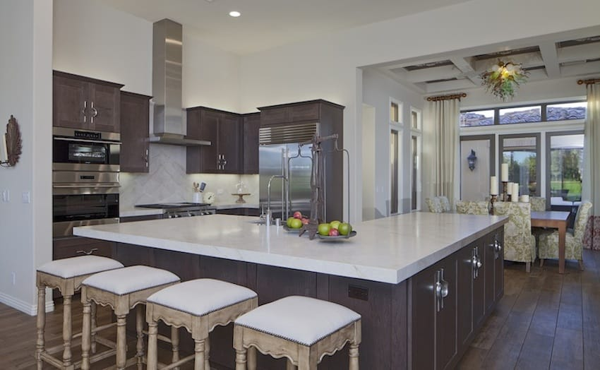 Toscana Unveils Three Newly Renovated Show Homes