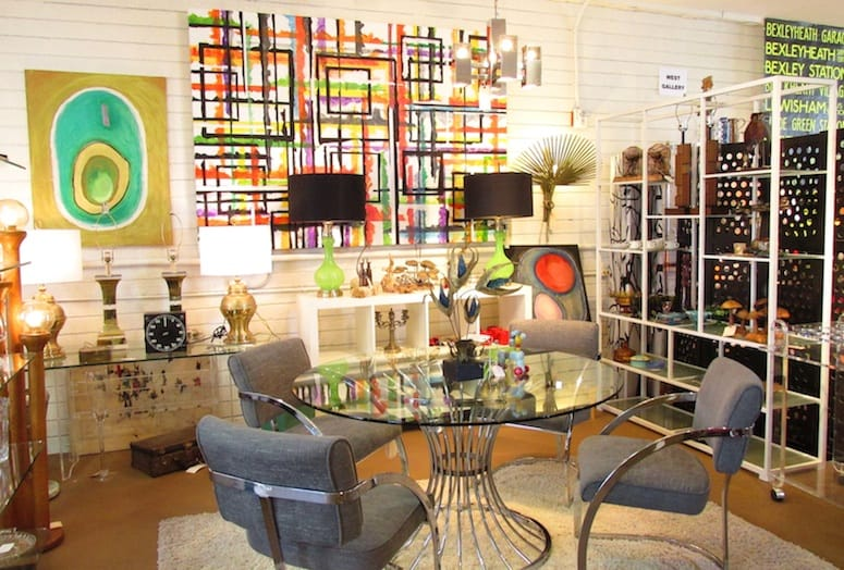 Hunt Down A Fair Price On Antiques, Collectibles, And Midcentury Wares By  Scouting This Ever Burgeoning Vintage Row