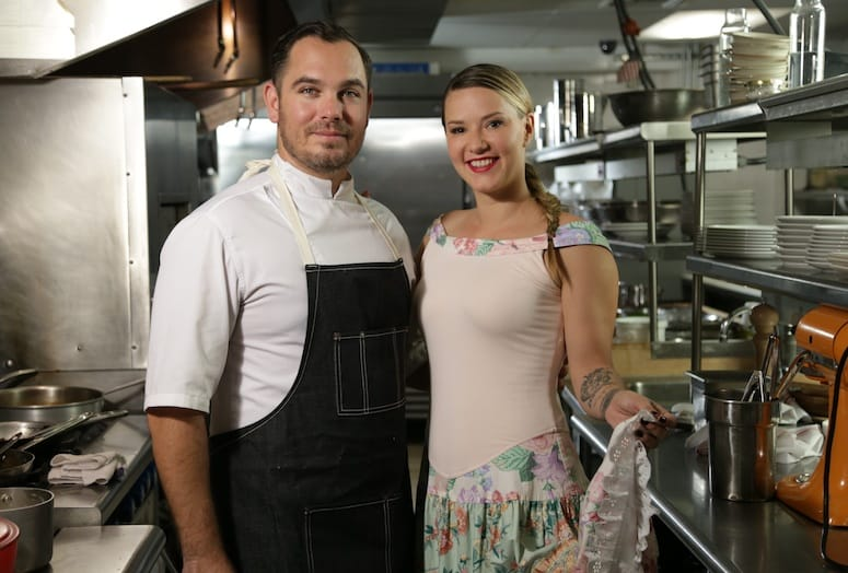 Nadia g explores palm springs cuisine with new cooking channel show voltagebd Images