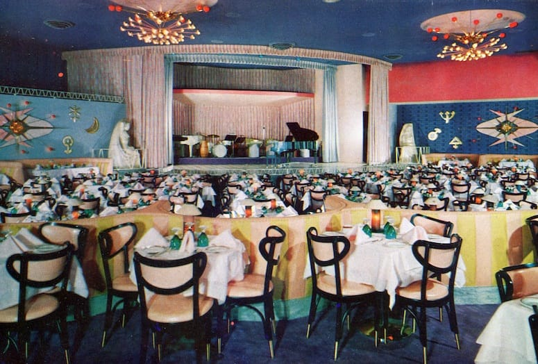 Explore Palm Springs Nightclubs Spruce Up For 1950 51 Season