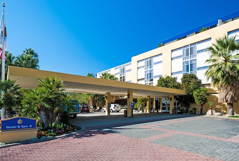 Spa resort and casino palm springs hotels procter and gamble financial report 2016