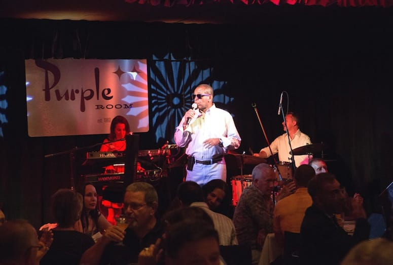 The Purple Room Reopens With Pedigree Legacy In Mind